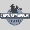 Tauntaun Rodeo Tshirt Design